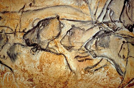 L'art préhistorique serait né grâce à la copie   Libertés Numériques   Scoop.it