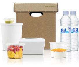 Comida para celiacos - Menú GLUTEN FREE! Directo a tu trabajo | Gluten free! | Scoop.it