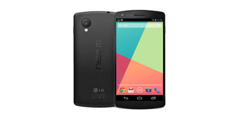 Google Nexus 5 available on PREORDER in India | prodsea.com - Prices of Mobile, Laptop and Cameras in India | Scoop.it