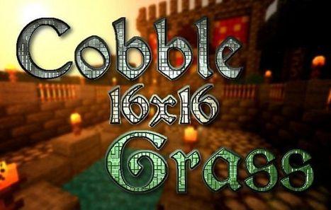 Cobblegrass Resource Pack 1.7.10/1.7.9/1.7.2 | Minecraft 1.7.10/1.7.9/1.7.2 | Minecraft Resource packs 1.7.4 , 1.7.2 , 1.6.4 | Scoop.it