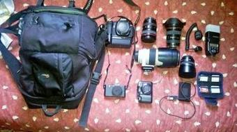 In My Bag avec le photographe Mehdy Mariouch | Passion photographie | Scoop.it