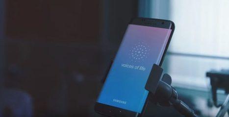 Samsung développe une application pour les enfants prématurés | Marketing Innovation | Scoop.it