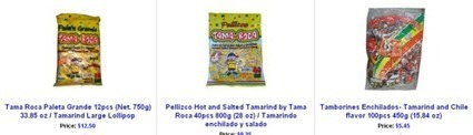 Mexican candies will help you to rediscover your childhood once again | Shopping | Scoop.it