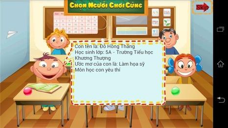 Trò chơi ai thông minh hơn học sinh lớp 5 trên Android | gamemsv | Scoop.it