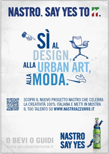 NASTRO.SAY YES TO IT | Livin Cool | autoproduttori | Scoop.it