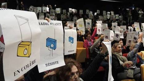 Lettre ouverte aux auditeurs de Radio France: «Cette grève est pour vous» | DocPresseESJ | Scoop.it