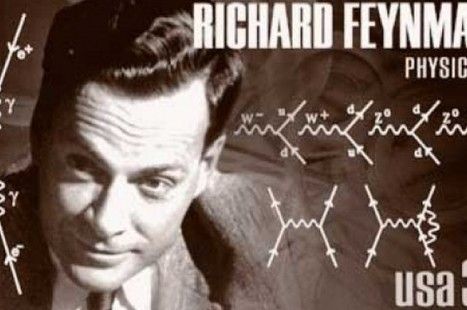 All Of Feynman's Lectures Now Available Online Completely Free | IFLScience | Ed's TEL stuff | Scoop.it