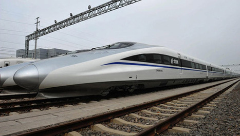China mulls high-speed train to US: report - Business - Chinadaily.com.cn | Xposed | Scoop.it