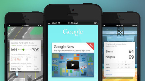 Can Apple Resist Google Now For iOS? | MarketingHits | Scoop.it