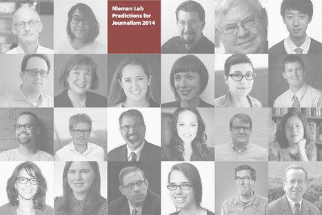 Predicciones para el periodismo en 2014 | Periodismo Ciudadano | Journalistik | Scoop.it