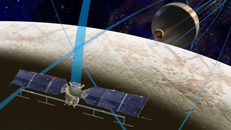NASA's Europa probe may find out if Jupiter's moon could support life | Europa News | Scoop.it