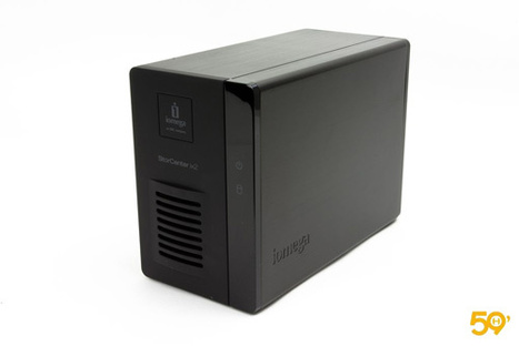 NAS 2 baies Iomega ix2 - 59Hardware.net   Soho et e-House : Vie numérique familiale   Scoop.it