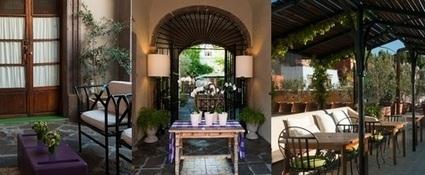 Best San Miguel De Allende Hotel In Mexico | Casa De Los Olivos | Scoop.it