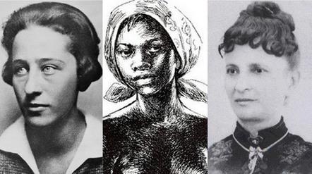 Alunos de escola pública criam museu virtual com a trajetória histórica de mulheres | Edutenimento | Scoop.it