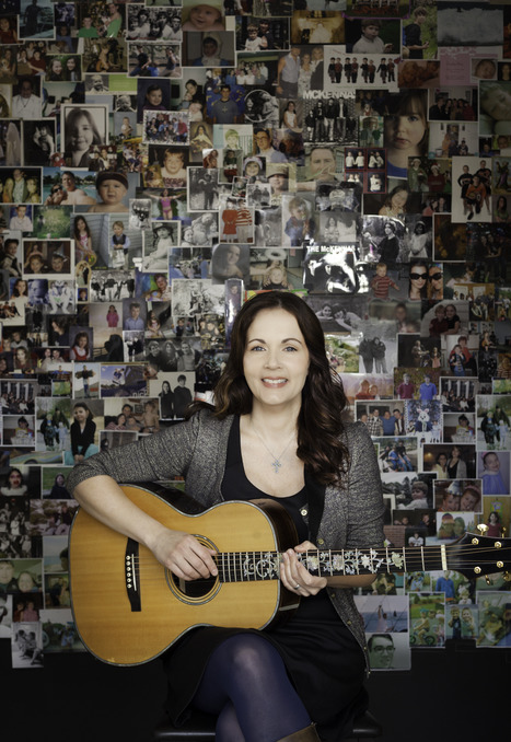 Stoughton's Lori McKenna is writing her heart out | Writing with Fire | Scoop.it