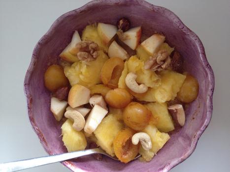 Miam-ô-fruits tout jaune ! | cuisine végétale et bio au quotidien | Scoop.it