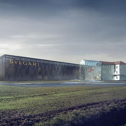Bulgari inaugure la plus grande usine de joaillerie en Europe | Les Gentils PariZiens : style & art de vivre | Scoop.it