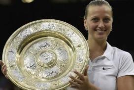 Wimbledon 2014: Magical final for Kvitova against Bouchard - Sydney Morning Herald | tennis grand slam | Scoop.it
