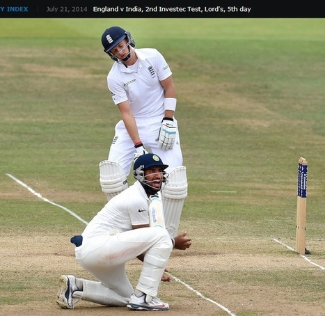 My Cricketmania: Picturesque Super Seven By Ishant Sharma At Lords: India Vs England: Test 2: India Won by 95 Runs | Project Management and Quality Assurance | Scoop.it