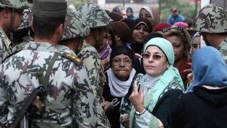 Egypt votes: Shaky 1st step toward democracy | Coveting Freedom | Scoop.it
