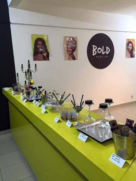 Avoir moins de 30 ans et lancer sa marque de cosmétiques en Afrique: le cas «Bold Make Up». | Je, tu, il... nous ! | Scoop.it