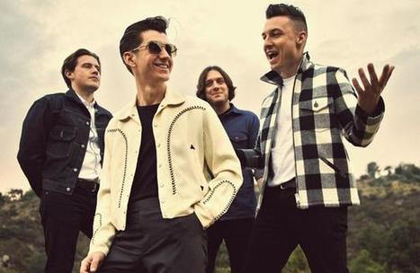 Arctic Monkeys aux Vieilles Charrues | Sourdoreille | News musique | Scoop.it