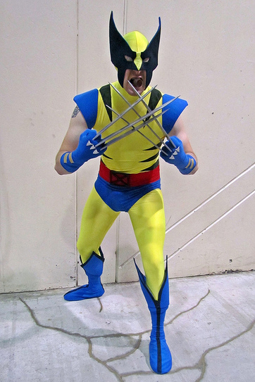 Wolverine Halloween Costumes | The Holiday Bazaar | Fab Finds | Scoop.it