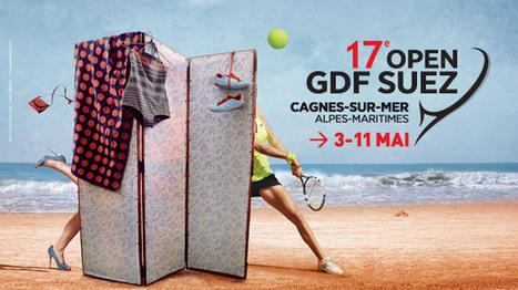 Open de Cagnes-sur-Mer Côte d'Azur - Tournoi de tennis Féminin ITF | iPaoo | Scoop.it