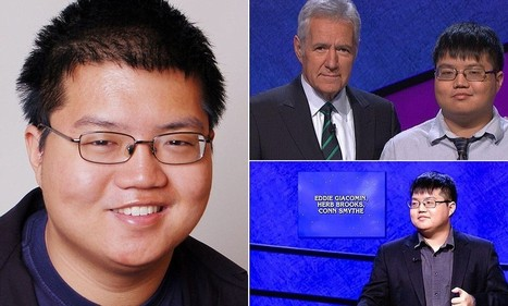 Controversial Jeopardy champ wins again | Teaching and Course-Specific Things | Scoop.it