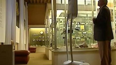 VIDEO. Un robot permet de visiter deux musées à distance | Une nouvelle civilisation de Robots | Scoop.it