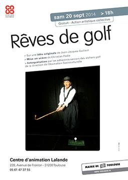 Une pièce de théâtre sur le golf - Le Point   actualité golf - golf des vigiers   Scoop.it