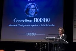 "Article / Vidéo : ""Geneviève Fioraso : Pour un modèle européen des MOOCs visible et interopérable"" 