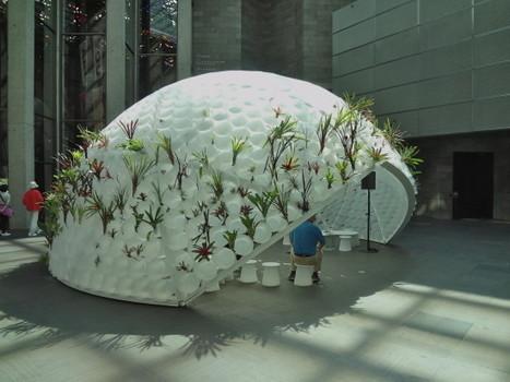 [IKEA Hackers] Une tonnelle végétale | Déco fait maison, récup, upcycling, jardinage | Scoop.it