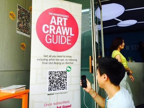 Time Out Beijing on Twitter | QR Code Art | Scoop.it