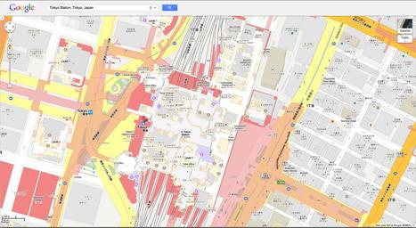 Google lleva los mapas de interiores a los ordenadores   Antonio Galvez   Scoop.it