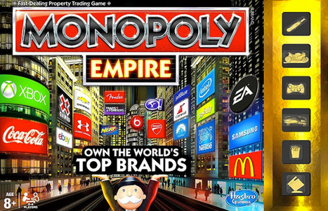 "New ""Monopoly"" Teaches The Value Of Corporate Marketing 