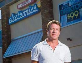 Discount Electronics CEO: Guilty as charged, but happy - Austin Business Journal | Austin Boomer Tech | Scoop.it