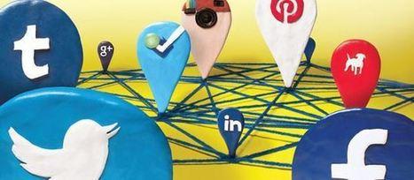 Médias sociaux : Petite feuille de route en 2014 pour patrons encore réticents | TPE-PME | Scoop.it