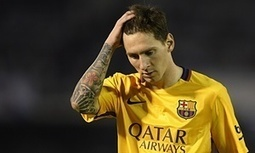 Barcelona come out in support of Lionel Messi after he is ordered into court - The Guardian | AC Affairs | Scoop.it