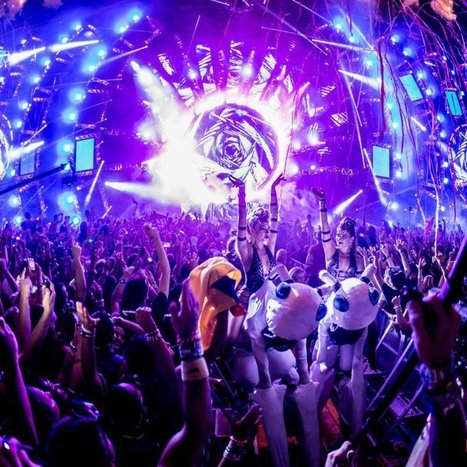 Ultra Music Festival expands its reign to the island of Bali | DJing | Scoop.it