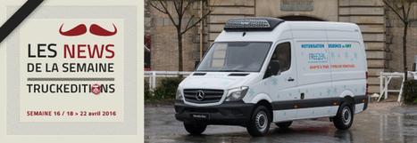 Cinq étoiles pour Mercedes - truck Editions | Truckeditions | Scoop.it