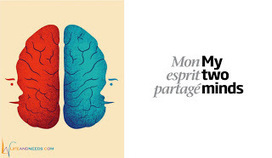 Science NEWS: Bilingual brain boost: Two tongues, two minds. | English as a new language | Scoop.it