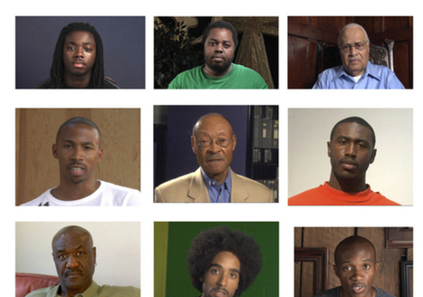"""Black Man, Why Are You So Violent?"" & Other Questions from New Transmedia Project Premiering This Weekend (NY) 