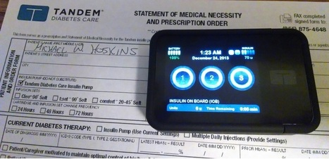 Choosing a New Insulin Pump: Decision Made | diabetes and more | Scoop.it
