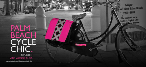 Palm Beach Cycle Chic: Bicycling 3.0   Real World Cycling   Scoop.it