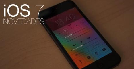 ¿No tienes tiempo para leer? Aquí tienes un breve vídeo con las principales novedades de iOS 7 | Desarrollo de Apps, Softwares & Gadgets: | Scoop.it