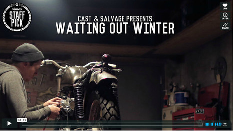 Waiting Out Winter: A Video that Catches a ... - Motorcycle Daily | Used cars and bikes | Scoop.it