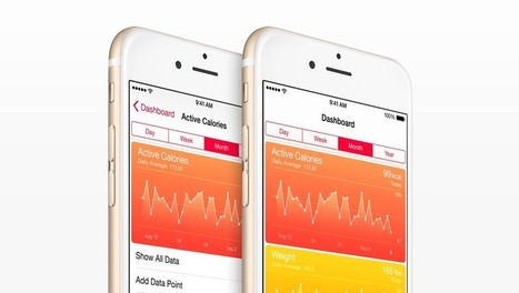 Apple iOS 8.2 Is Expected To Contain Health App Improvements | Medical Apps | Scoop.it