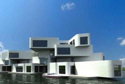 Floating Apartment – First of Its Kind | Innovation & Entrepreneurship | Scoop.it