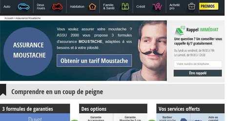 Assurer sa moustache? Une communication sérieuse et décalée | Nostromo, Agence de Com | Scoop.it